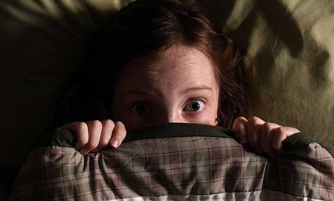 Побочные эффекты от применения Левостара проявляются в виде страха