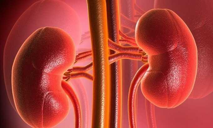 При длительном приеме препаратов возможно возникновение почечной недостаточности