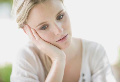 Несчастная женщина