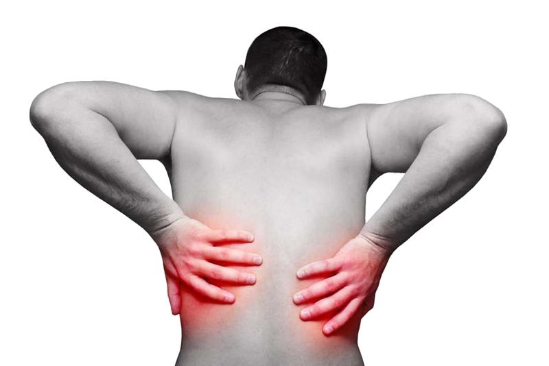 Боль в районе почек при наклоне