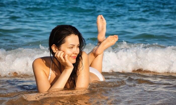 Можно ли купаться в море при цистите
