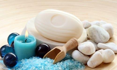 Во время болезни мочеполовой системы полезно принимать солевые ванны
