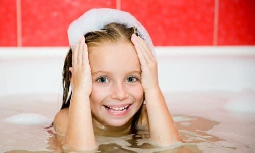 Главная причина возникновения цистита у девочек - неправильное подмывание