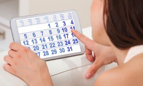 Если у женщины наблюдается посткоитальный цистит, то практически всегда происходит сбой в менструальном цикле
