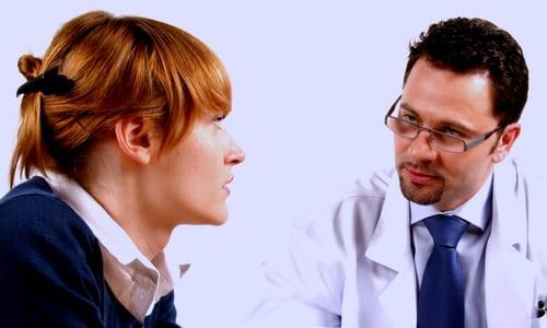 Перед приемом в период обострения необходимо проконсультироваться с врачом, чтобы избежать негативных последствий