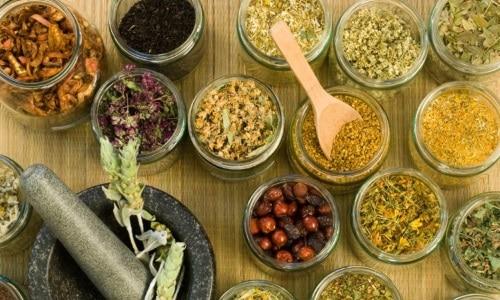 Сбор отца Георгия содержит 16 лекарственных растений