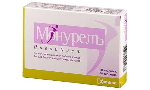Монурель оказывает противовоспалительное действие, часто используется с профилактической целью