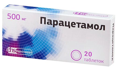 Парацетамол - обезболивающее и жаропонижающее медикаментозное средство, широко применяемое в лечении простудных заболеваний