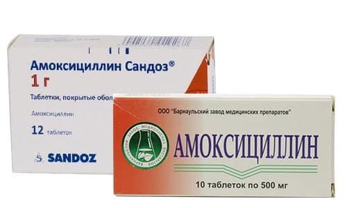 Если дриблинг развился в результате инфекционного поражения органов мочевыделения для лечения назначают Амоксициллин