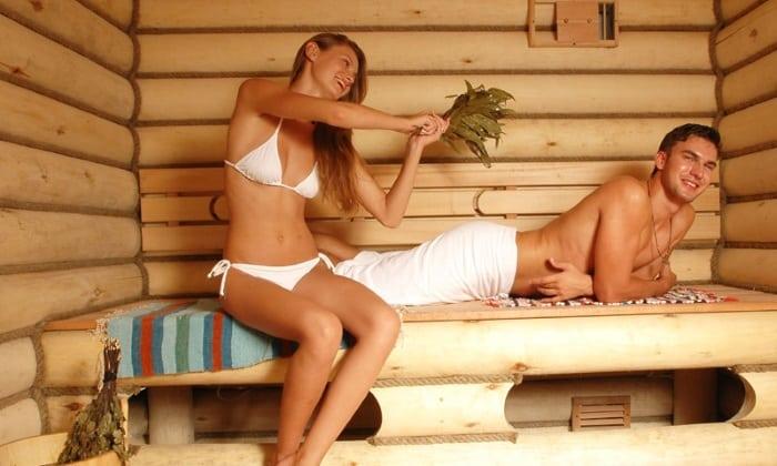 крутит девушки парни в бане так, это миф