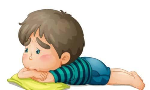 Признаки цистита и уретрита у детей - общее недомогание, вялость