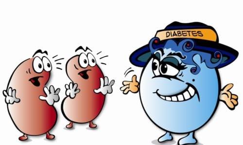 На фоне сахарного диабета цистит и уретрит могут развиваться одновременно