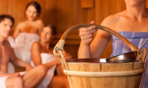 При обострении заболевания любые тепловые процедуры противопоказаны