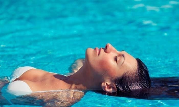Можно ли при цистите ходить в бассейн
