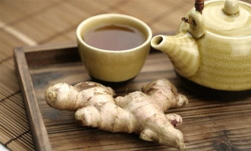 Наиболее распространенным способом употребления имбиря считается заваривание с ним чая