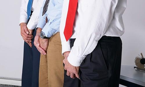 Воспалительному процессу мочевого пузыря - циститу - могут быть подвержены мужчины любого возраста