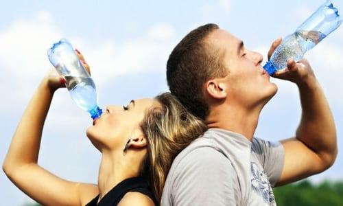 Длительный прием в больших дозах может привести к сильному обезвоживанию