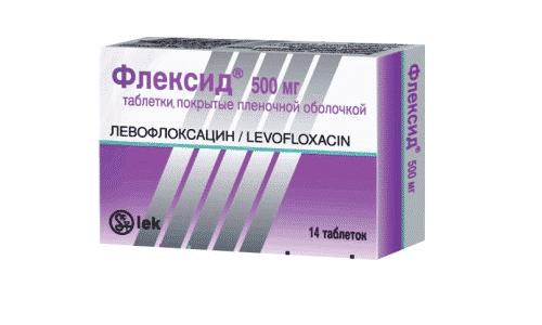 Курс лечения Флексидом не должен превышать 7-14 дней
