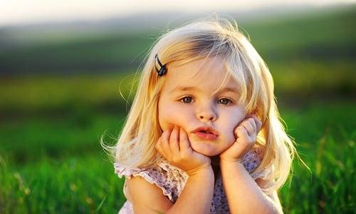 Влияние действующего вещества на детский организм не изучено, поэтому препарат запрещен к применению пациентами младше 18 лет