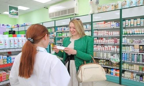 Медикамент можно купить без рецепта врача в любой аптеке