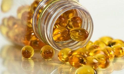Следует соблюдать осторожность при употреблении салицилатов вместе с рыбьим жиром