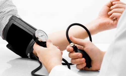 При артериальной гипертензии необходимо предварительное проведение оценки эффективности