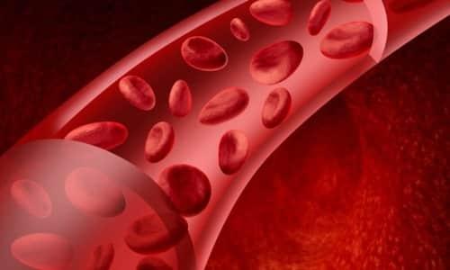 Эналаприл способствует понижению свертываемости крови