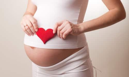 Препарат не рекомендован к приему при беременности