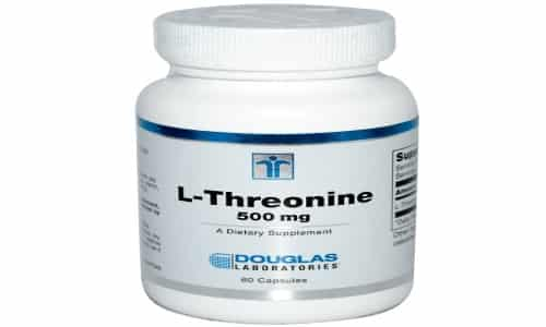 Треонин - аминокислота, помогающая полноценному построению белковых клеток организма