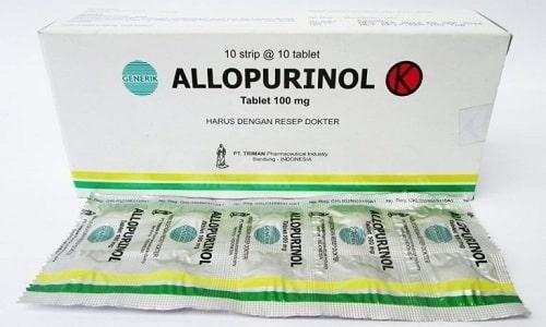 Латинское название препарата - Allopurinol. Его преимущество - низкая стоимость