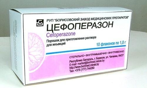 Уколы Цефоперазона - антибактериальное средство широкого спектра действия, используемое в лечении инфекционно-воспалительных заболеваний