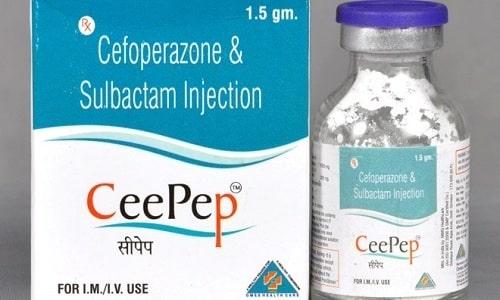 Латинское название препарата - Cefoperazone + Sulbactam