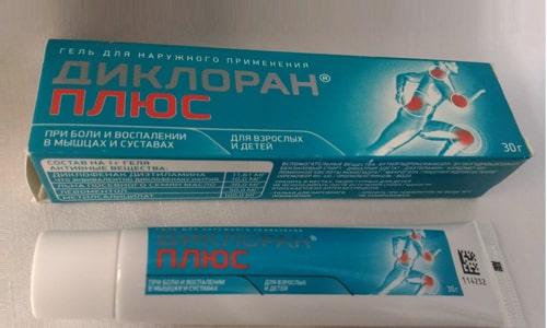 Диклоран - нестероидный противовоспалительный препарат на основе диклофенака