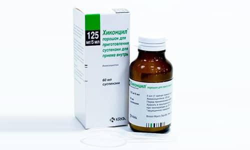 Перед использованием лекарства порошок препарата во флаконе нужно хорошо встряхнуть и немного залить водой
