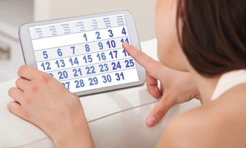 Препарат действует в течение всего времени регулярного приема и 2-3 дня после окончания лечения