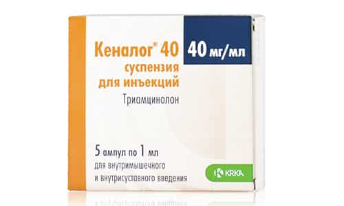 Аналогом лекарства может быть Кеналог