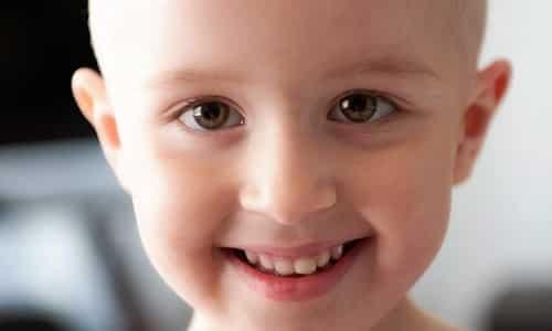 Может применяться при онкологических заболеваниях у детей
