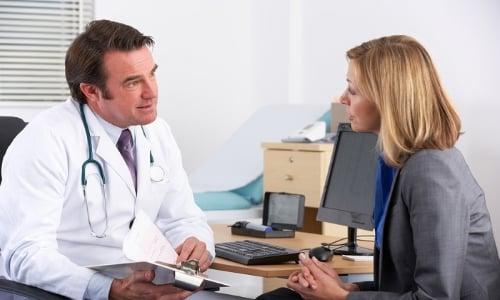 Лечение проводится под врачебным контролем, так как иногда требуется коррекция дозировки