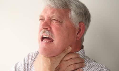 При приеме гипотензивного средства может возникнуть анафилактический шок