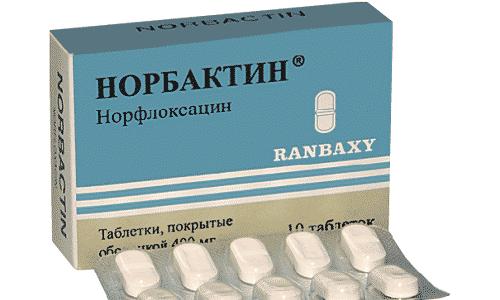 Норбактин - препарат для лечения многих проблем со здоровьем