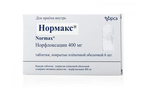 Нормакс помогает в терапии воспалительных и инфекционных болезней, которые спровоцированы патогенными организмами