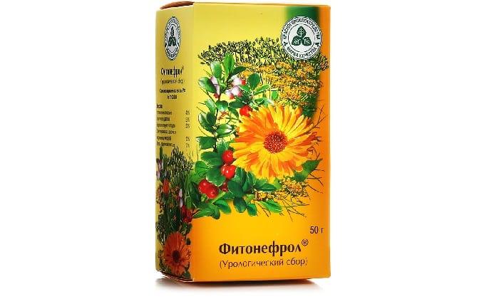 Урологический сбор при цистите: чай, травы