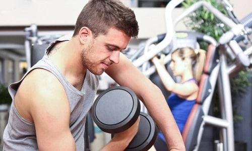 Препарат способен стимулировать производство гормона роста. Влияет положительно на выработку энергии и физической силы