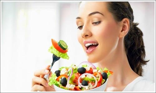 Лекарство можно принимать вместе с пищей