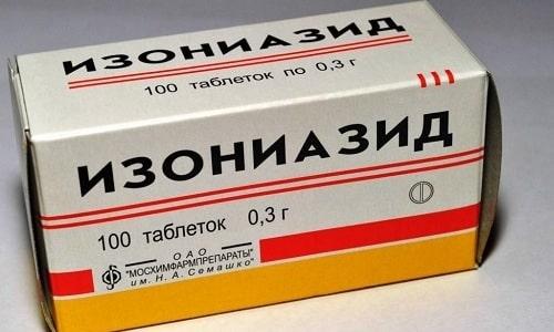 Одномоментное применение Парацетамола с Изониазидом повышает вероятность токсичного действия на организм
