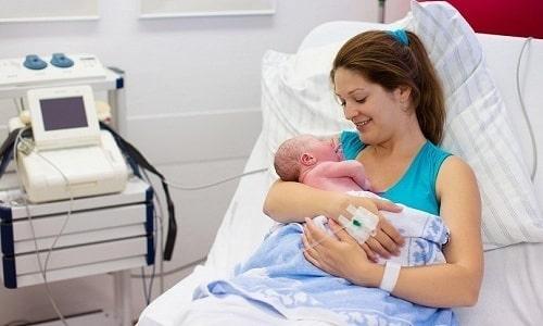 Препарат с осторожностью назначается новорожденным детям