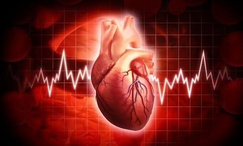 Передозировка препарата провоцирует потерю способности сердечной мышцы к сокращению, что может привести к остановке сердца