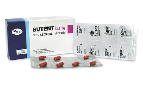 Препарат относят к средствам таргетной терапии, оказывающим избирательное действие на атипичные клетки