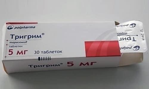 Тригрим - это лекарство для борьбы с отеками