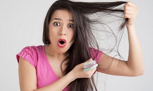 В некоторых случаях препарат вызывает выпадение волос